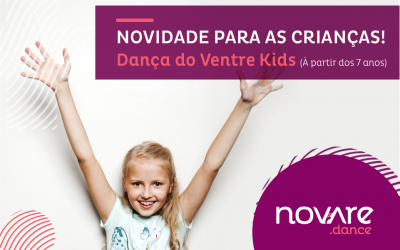 Dança do Ventre Kids
