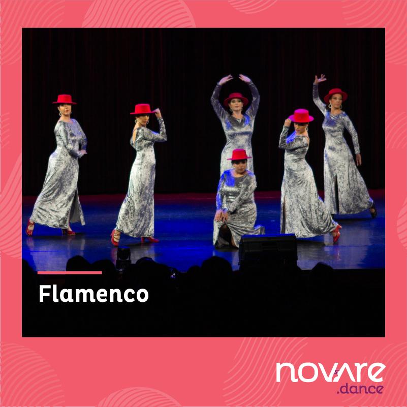 Espetáculo flamenco farruca