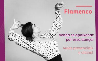 Flamenco é uma forma de se expressar